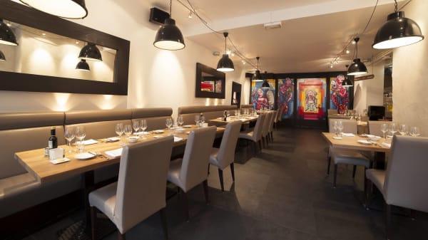Het restaurant - Bij Broeders, Zwolle