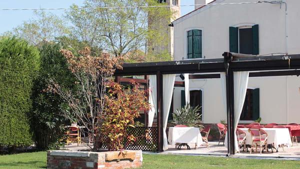 Vista esterno - Villa 600, Venezia