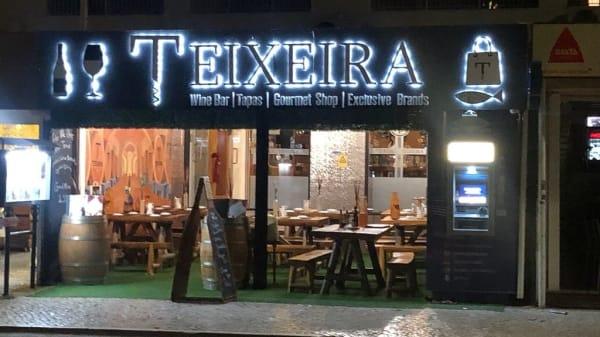Teixeira, Quarteira