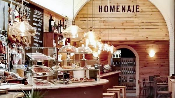 Homenaje Taberna Gourmet - Centro 1 - Homenaje Taberna Gourmet - Centro, Valencia