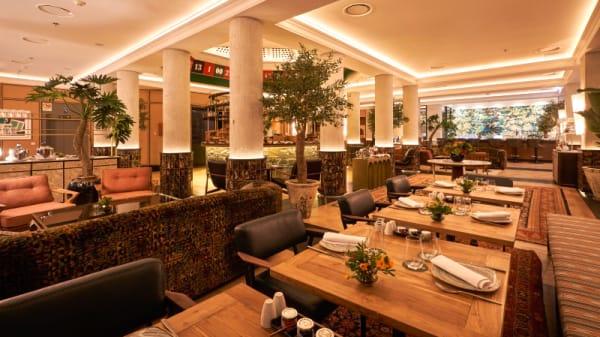 Sala - Versus Lively Lounge, Madrid