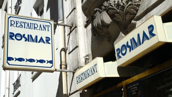 Rosimar, Paris