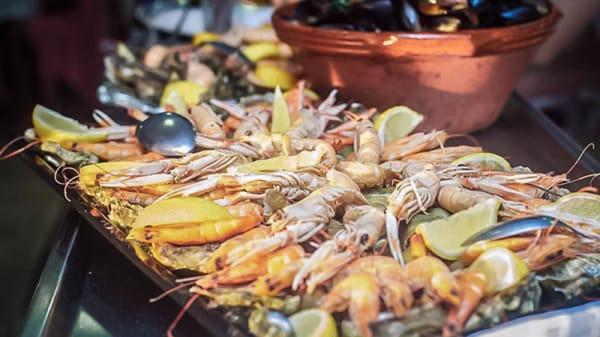 Buffet de fruits de mer groupes - Le Verdun, Cestas