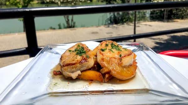 Sugerencia del chef - La barca de Calderón, Sevilla