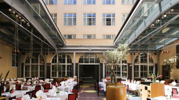 Mövenpick Restaurant Berlin, Berlin