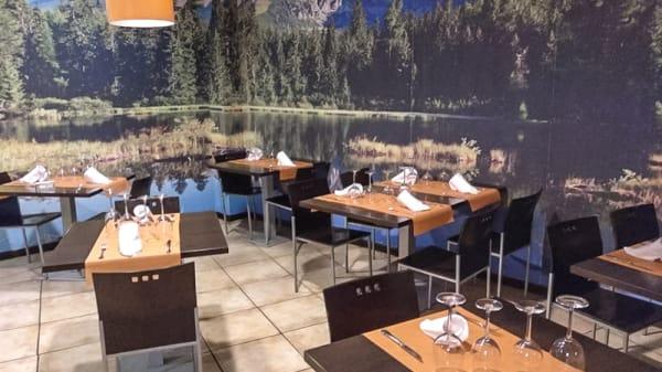 Sala del restaurante - Campus