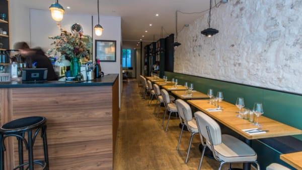 Salle du restaurant - Adria, Paris