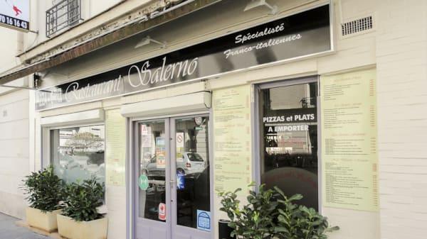 Devanture - Salerno, Clichy