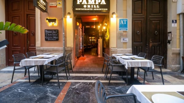 Pampa Grill, Málaga