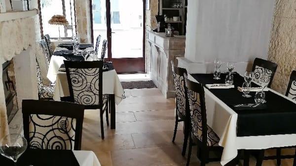 Salle Restaurant - Les Saveurs Gourmandes, Ménerbes