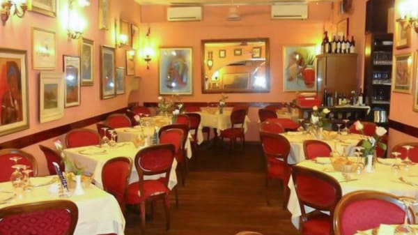 Suggerimento dello chef - Antica Hostaria, Cagliari