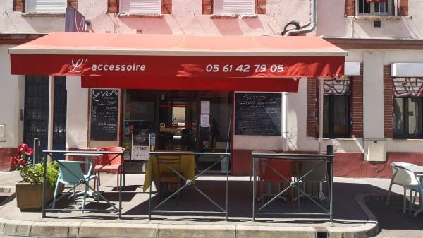 Entrée - L'Accessoire, Toulouse