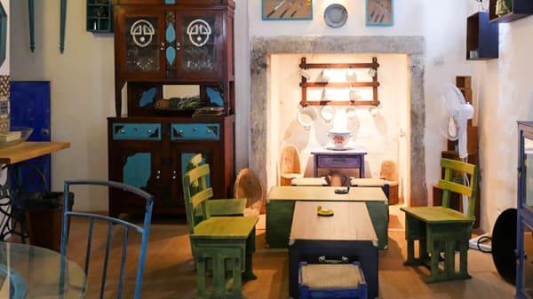 Sala do restaurante - Vamos ao Algarve - Bar & Shop Gourmet, Lisboa