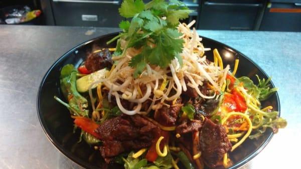 Our Thai Beef Salad - Royal Hotel Gatton, Gatton