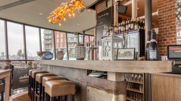 Het restaurant - Brasserie Down Town, Dordrecht
