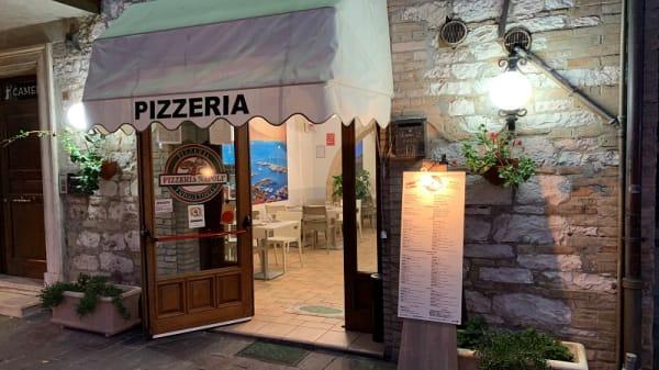 Pizzeria Napoli, Santa Maria degli Angeli