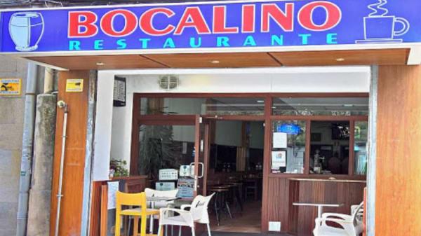 Entrada - Bocalino, A Coruña