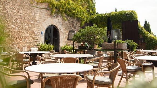 Terraza - Can Cortada, Barcelona