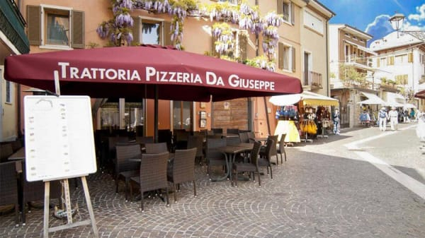 Esterno - Trattoria Pizzeria Da Giuseppe, Bardolino