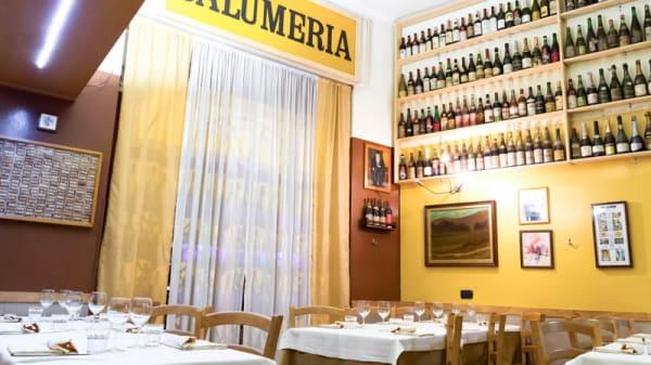 sala - Trattoria Ferrelli a Milano, Milano