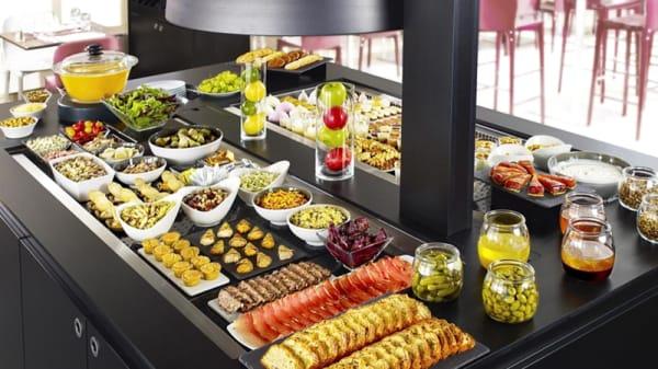 Buffet entree et dessert - Campanile Le Havre Nord-Montivilliers, Montivilliers