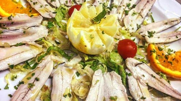 Suggerimento dello chef - Il Vecchio e Il Mare, Cefalù