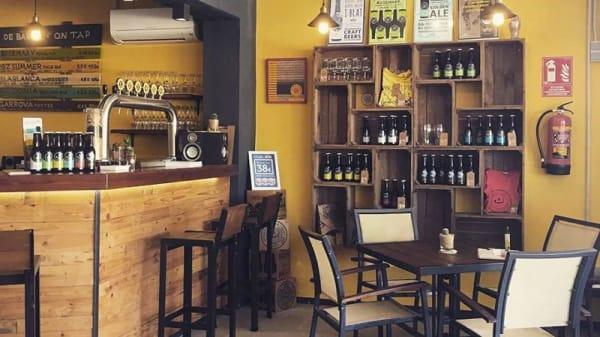 Sala del restaurante - Ibosim BrewHouse, Sant Josep De Sa Talaia