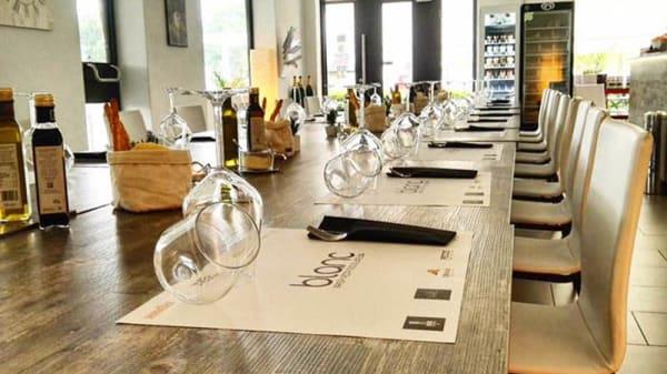 Interno - Blanc Bakery pizza food & wine bar, Monza