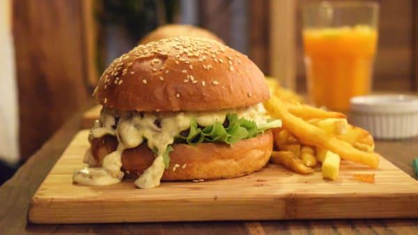 Burger - Grand Sud, Paris