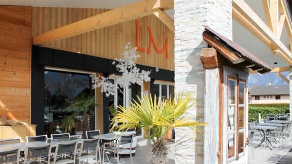 Terrasse restaurant lac annecy - LM - Lac et Montagne restaurant Bio, Saint-Jorioz