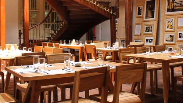 Comedor - Restaurante La Escuela, Bogotá