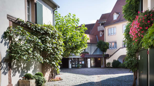 Le Jardin des Remparts - Restaurant gastronomique, Obernai