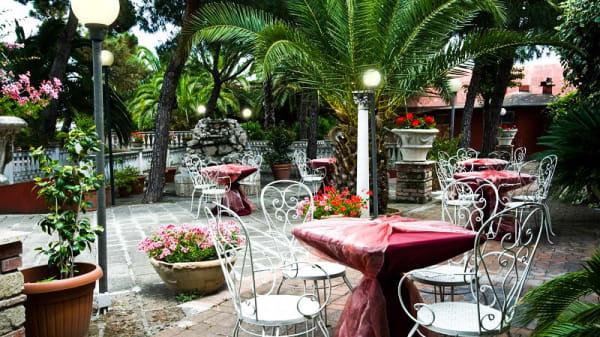 Giardino - La Cascina, Borgo Piave