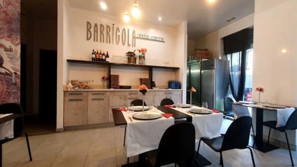 Barrigola, Santiago de Compostela