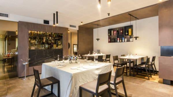 Vista sala - La Cucina Relais San Vigilio, Bergamo