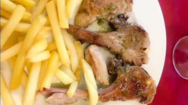 Sugerencia del chef - Restaurante Hostal Rafa, Medinaceli