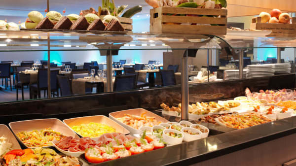 Suggestion de plat - Les Saisons - Sheraton Paris Airport Hotel, Tremblay-en-France