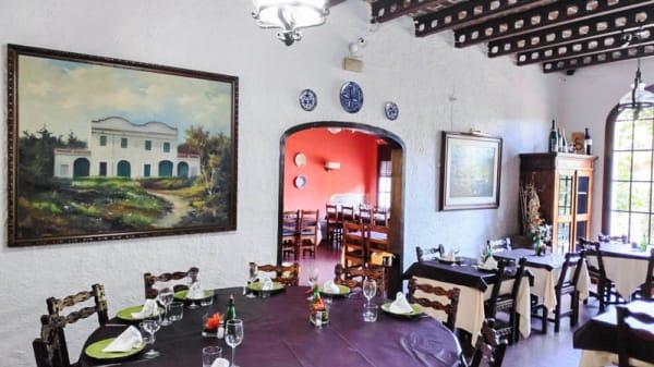 Vista de la sala - Sant Antoni, Premiá de Dalt