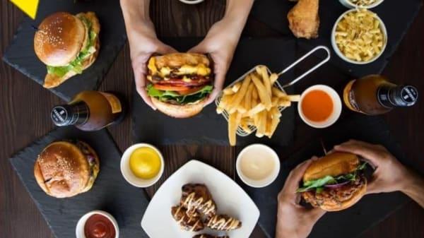 1 - My T Burger, North Lakes (QLD)