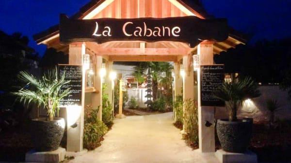 Vue extérieure - La Cabane, Lacanau-Océan