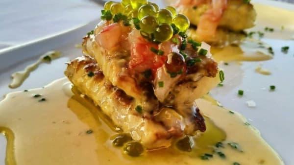 Sugerencia del chef - La lonja, Sanlúcar de Barrameda