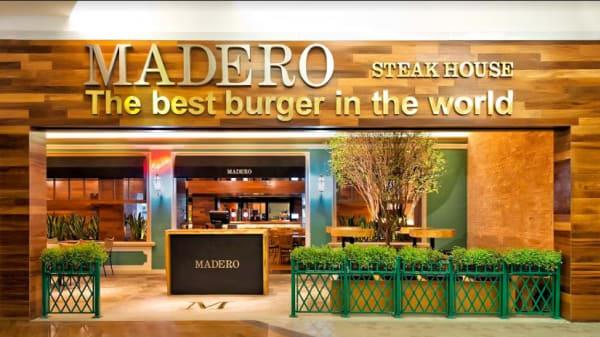 Fachada - Madero - NYCC/Barra Shopping, Rio de Janeiro