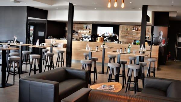 Interieur - Burgers & Saveurs, Mérignac