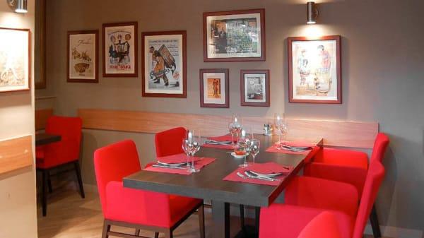 sala - Gauchos ristoranti medaglie d'oro, Rome