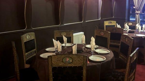 Salle du restaurant - Spicy Village Roubaix, Roubaix