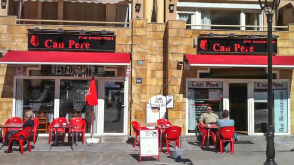 Vista entrada - Can Pere, Vielha