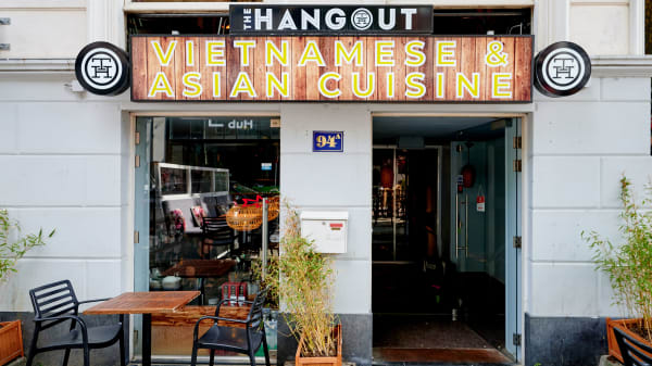 The Hangout Rotterdam, Rotterdam