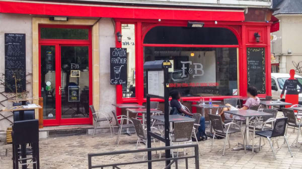 devanture - Food & Brew - Le FaB, Blois