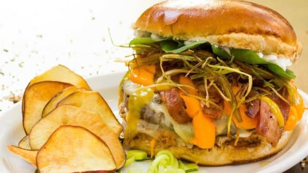 Sugestão do chef - Aussie Burger, Porto Alegre