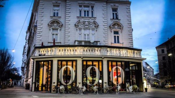 Fassade - das 1090, Wien